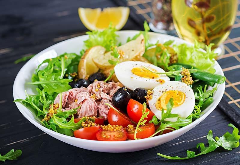 Les bienfaits de l'alimentation santé
