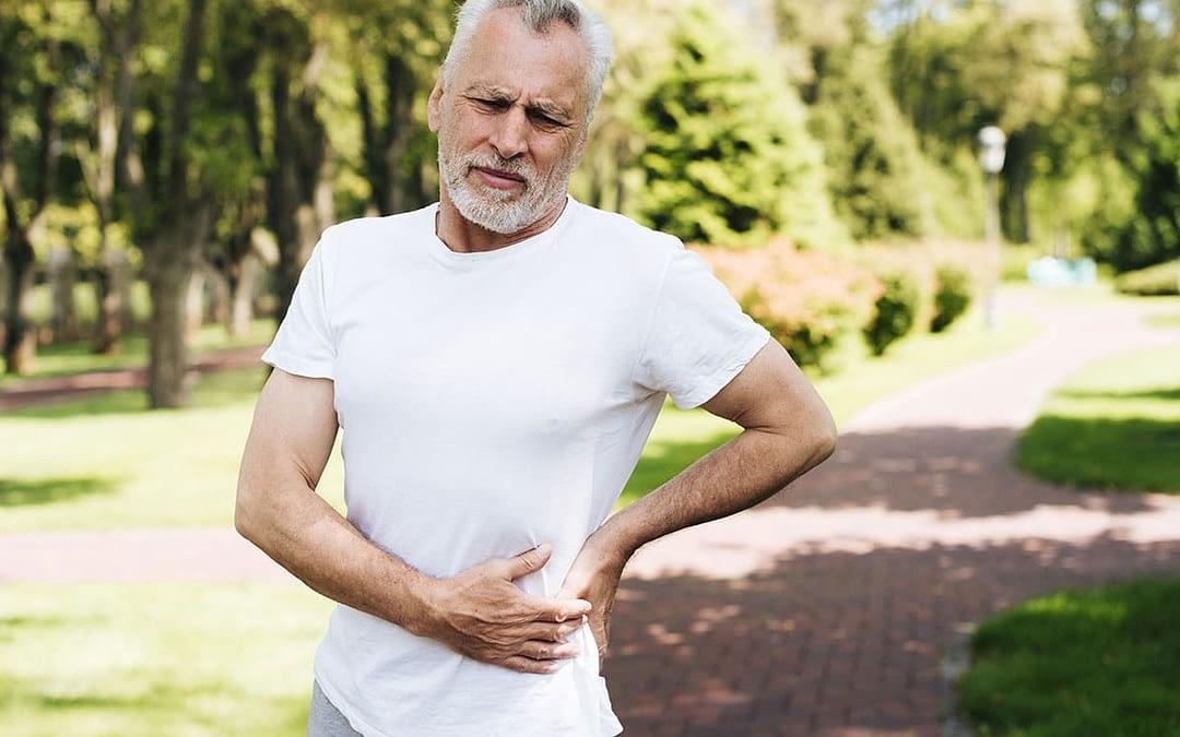 Névralgie intercostale et ostéopathie